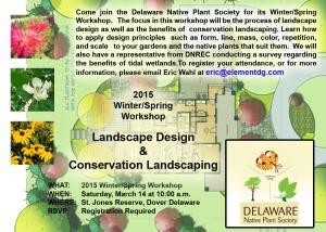 DNPS_2015 spring workshop flyer